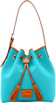 Dooney & Bourke Patterson Leather Aimee Drawstring