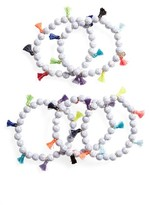 BaubleBar Women's Cinco Set Of 5 Bracelets