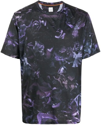 Paul Smith floral print short-sleeved T-shirt