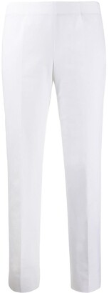 Piazza Sempione Slim-Fit Tapered Trousers