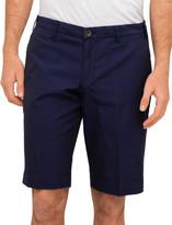 Canali Seersucker Plain Short