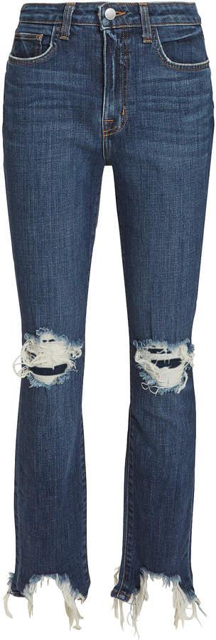 L'Agence High Line Dark Jeans