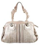 Chloé Metallic Heloise Bag