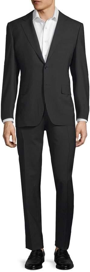 Canali Men's Woven Wool Suit