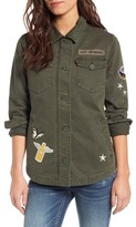 Levi's Women's Cargo Jacket With Patches
