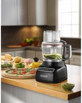 KitchenAid ExactSlice System 9-Cup Food Processor with 3-Cup Mini Bowl in Onyx Black