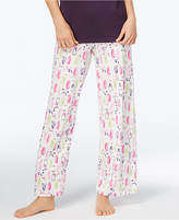 Hue Salad Days Printed Knit Pajama Pants