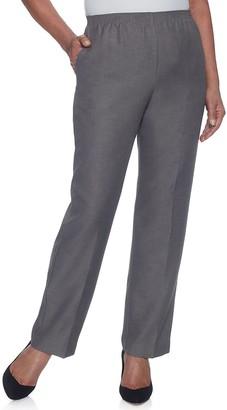 Alfred Dunner Women's Studio Pull-On Pants