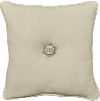 "Rose Tree Placio Pillow, 16""Sq."