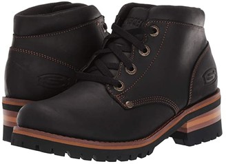 Skechers Laramie 2 - Lumber Jane (Black) Women's Boots
