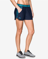 Under Armour Printed Play Up HeatGearandreg; Shorts