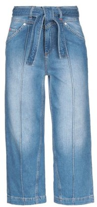 Max & Co. Denim capris