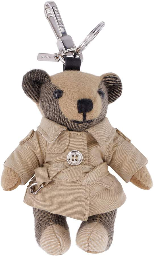Burberry Thomas Teddy-bear Key Holder