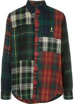 Palace x Ralph Lauren Pieced Flannel B.D. Shirt