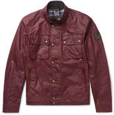 Belstaff - Racemaster Waxed-cotton Jacket