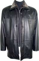 Paccilo 2001 Big Man Leather Jacket Business Clothing Coat Tall and All