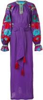 Yuliya Magdych 'Flower River' dress