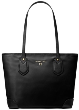 Michael Kors Michael Eva Nylon Top Zip Tote