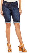 Jones New York Bleecker Cruise Denim Shorts