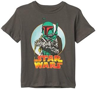 Chaser Cotton Jersey Short Sleeve Crew Neck T-Shirt (Little Kids/Big Kids) (Safari) Boy's Clothing