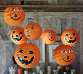 Pumpkin Hanging Lanterns