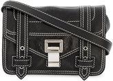 Proenza Schouler mini cross body satchel - women - Leather - One Size