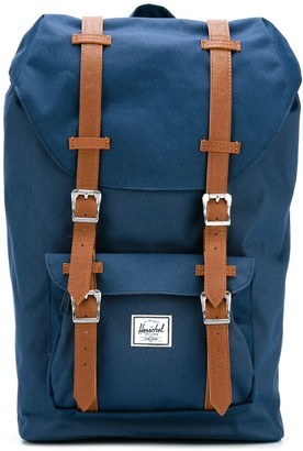 Herschel Double Strap Fastening Backpack