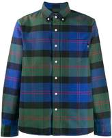 Stussy long sleeves checked shirt