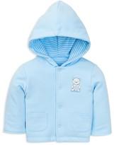 Little Me Infant Boys' Reversible Knit Jacket - Sizes 3-12 Months
