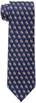 Lauren Ralph Lauren Sailing Prints Sailboat Silk Tie