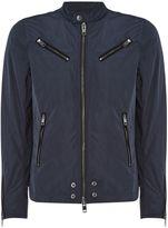 Diesel J-edgea Button Collar Zip Through Jacket