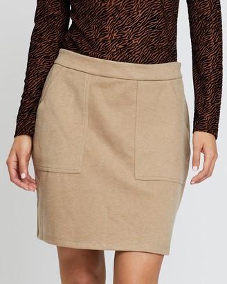 Vero Moda High-Waist Skirt