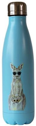 Alex Liddy Olivia York Stainless Steel Water Bottle 500ml Kangaroo