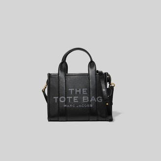 Marc Jacobs The Leather Mini Traveler Tote Bag