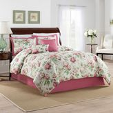 Waverly Traditions by 4-piece Forever Yours Comforter Set