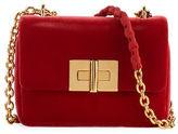Tom Ford Natalia Velvet Chain Shoulder Bag