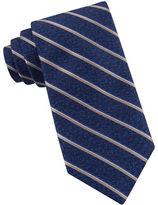 Michael Kors Narrow Striped Silk Tie