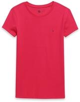 Tommy Hilfiger Final Sale- Short Sleeve Crew Neck Tee
