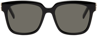 Saint Laurent Black Square SL M40 Sunglasses