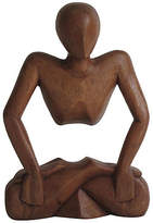 One Kings Lane Vintage Abstract Female Sculpture