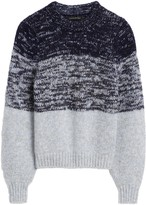 Banana Republic Cropped Ombre Sweater