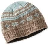 L.L. Bean Heritage Wool Hat, Fair Isle