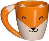 Thumbs Up Ceramic Fox Mug