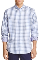 Tailorbyrd Sylvan Check Classic Fit Button-Down Shirt