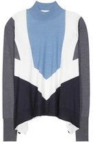 Stella McCartney Virgin Wool And Silk Turtleneck Sweater