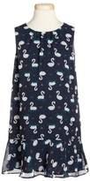 Armani Junior Swan Shift Dress