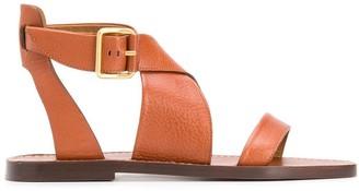 Chloé Virginia flat sandals