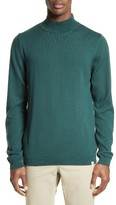 Norse Projects Men's Merino Wool Mock Neck Pullover