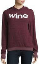 Wildfox Couture Gypsy Wine Hoodie