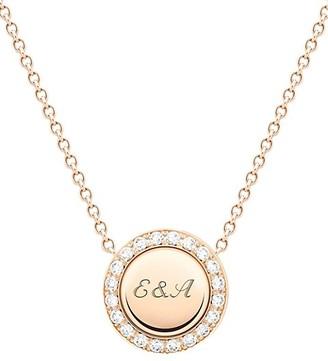 Piaget Possession 18K Rose Gold & Diamond Pendant Necklace